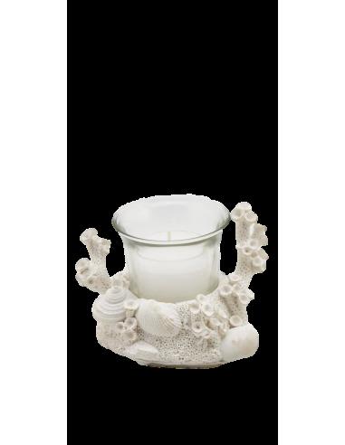 Porta tealight piccolo Corallo