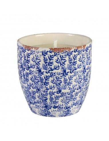 Vaso in ceramica Citronella e Bamboo...
